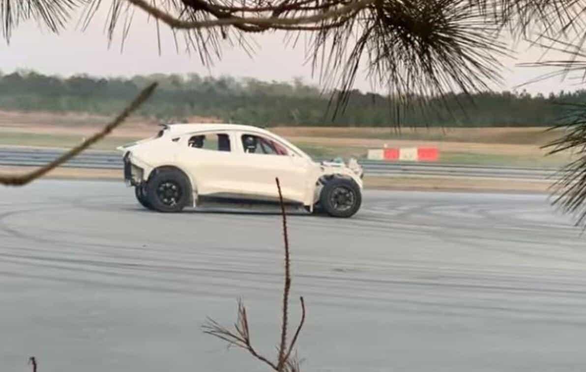 Teste do Ford Mustang elétrico vaza na internet; confira o vídeo – Olhar Digital