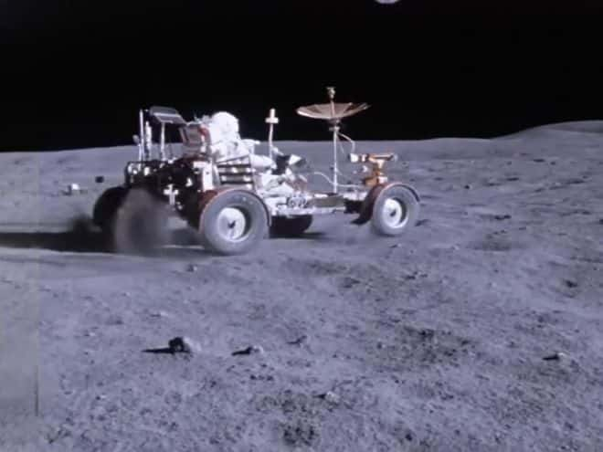 Nasa - Lunar Roving Vehicle