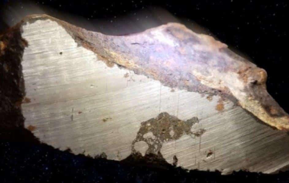 Meteoritos encontrados na Terra são fragmentos do mesmo 'planeta bebê'