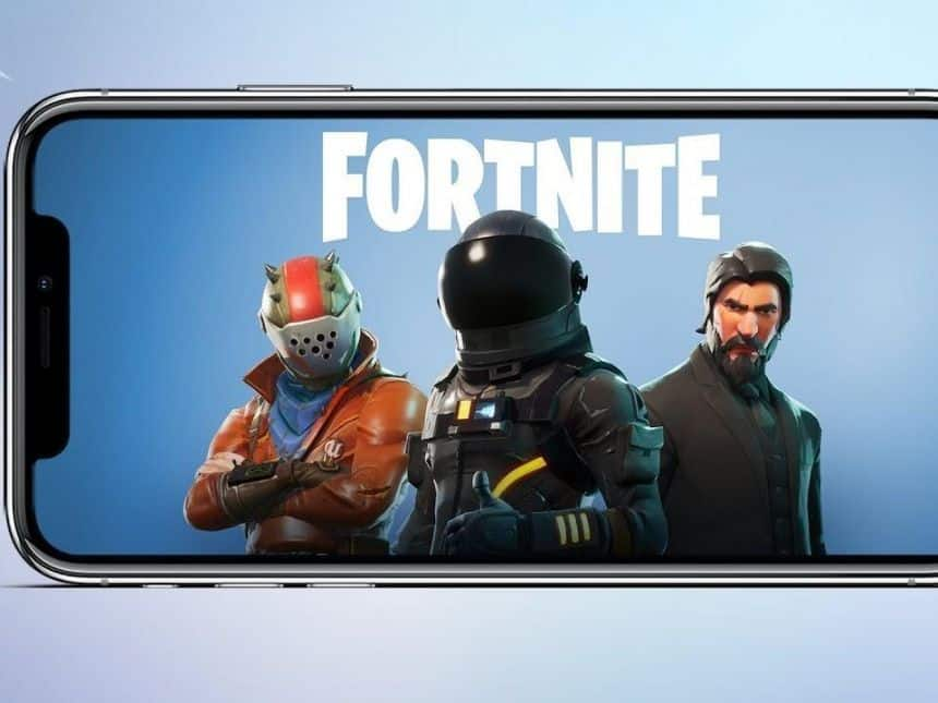 20200813050446_860_645_-_fortnite_para_iphone Apple bane 'Fortnite' da App Store, e Epic Games responde com processo