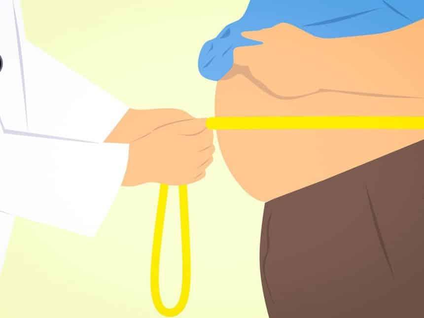 20200813095016_860_645_-_medico_medindo_a_barriga_do_paciente Covid-19: obesidade pode aumentar em até 4 vezes o risco de morte