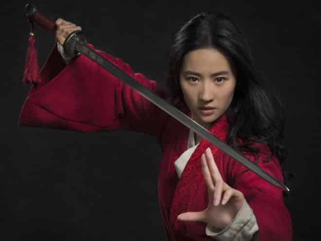 Mulan' é o filme mais pirateado nos últimos dias