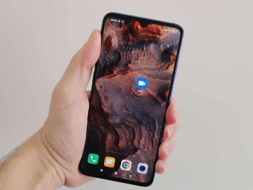 Como compartilhar a tela do celular com o Google Duo