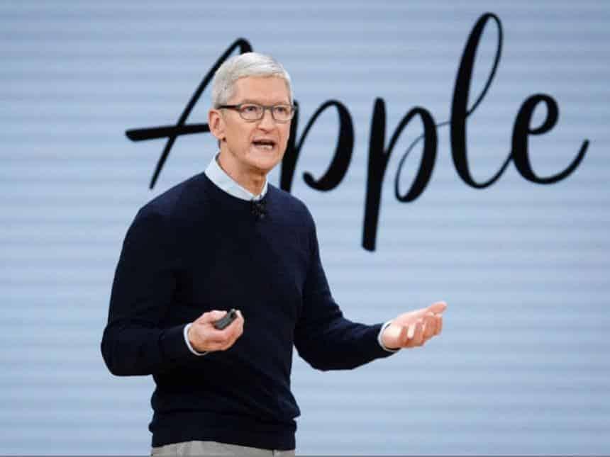 Desempenho de Tim Cook na Apple pode lhe render até US$ 114 milhões