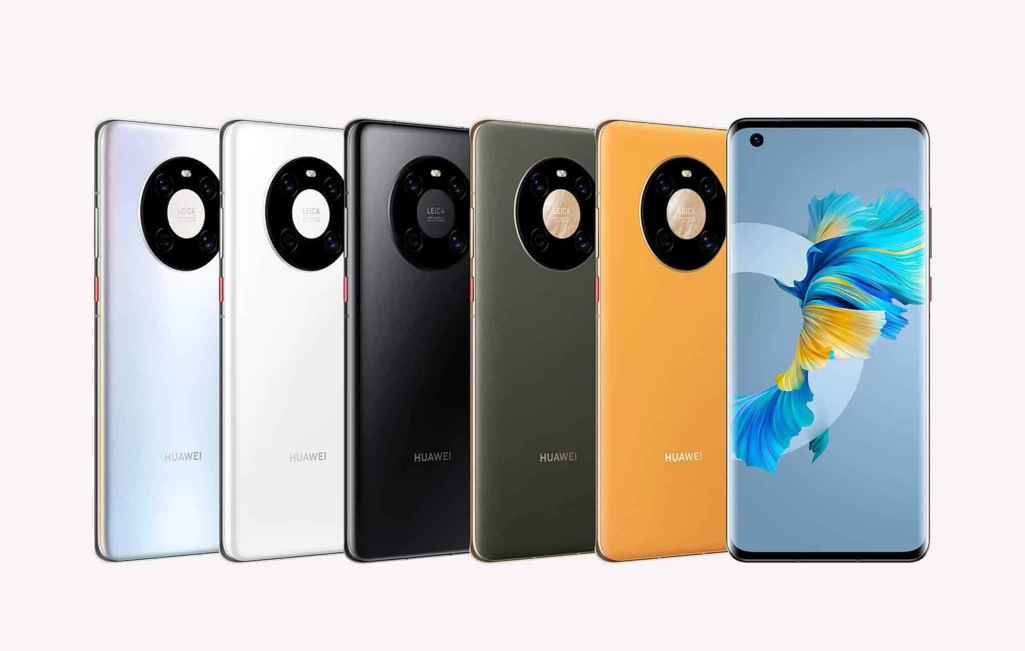 Huawei lança linha Mate 40 com Android sem Google e até 12 GB de RAM