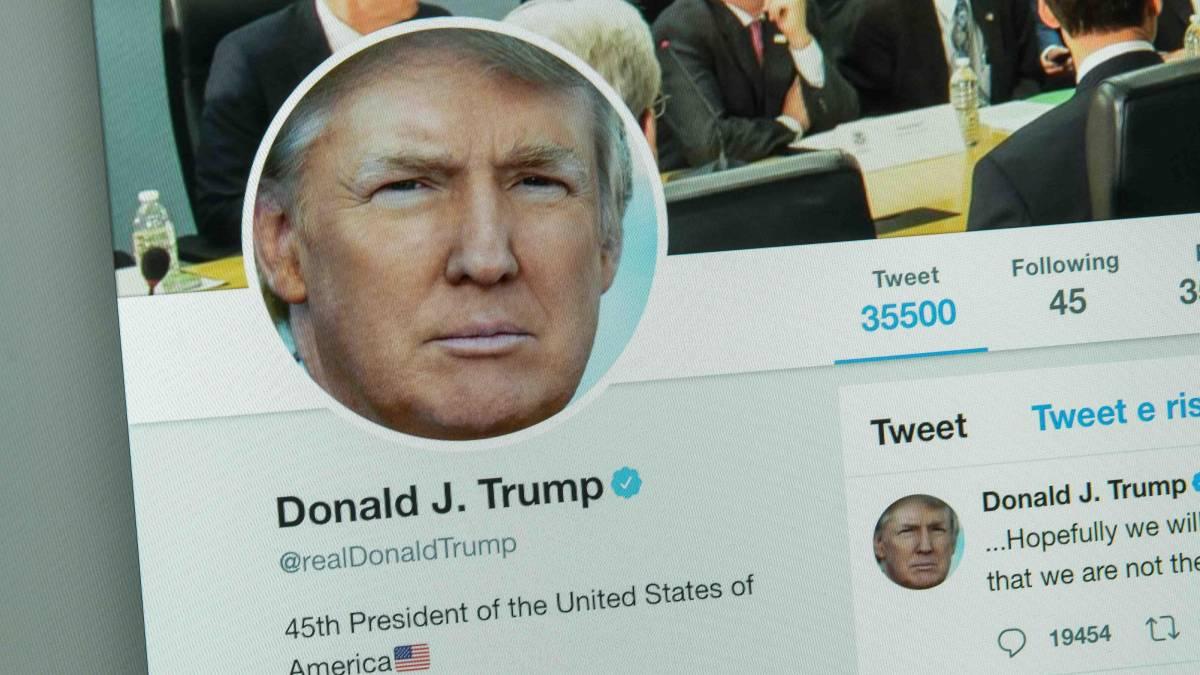 """Donald Trump's tweet """"I concede nothing"""" en de aanstaande burgeroorlog"""