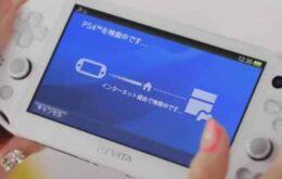 Sony vai parar de produzir games para o PS Vita