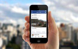 Vídeos do Facebook são vistos 8 bilhões de vezes por dia