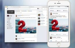 """Facebook """"corporativo"""" deve ser lançado nos próximos meses"""