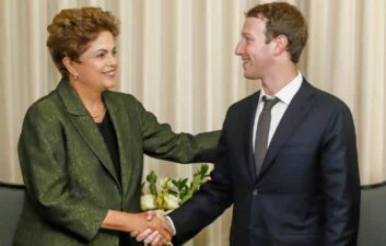 Zuckerberg retira críticas al gobierno brasileño en un post en Whatsapp