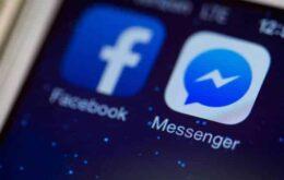 11% da população mundial usa o Facebook Messenger a cada mês