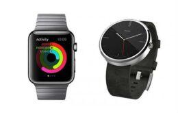 Smart watch shipments outnumber Swiss watch shipments