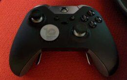 Microsoft promete liberar reorganização de botões no controle do Xbox One