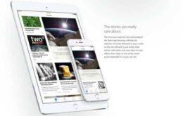 Apple não sabe quantas pessoas usam seu aplicativo News