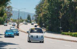 Google: pessoas não conseguem retomar controle de carros autônomos