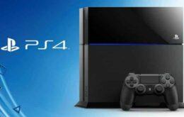 Sony já vendou 29,3 milhões de unidades do PS4