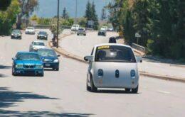 Google já tem quase 50 carros dirigindo sozinhos em vias públicas