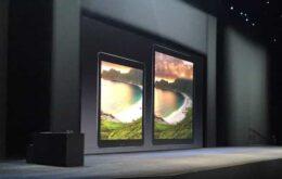 iPad Pro chega no dia 11 por até US$ 1080
