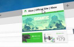 Atualização do Windows 10 traz melhorias para o Microsoft Edge