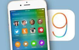 Atualização corrige uma grave falha de segurança do iOS 9