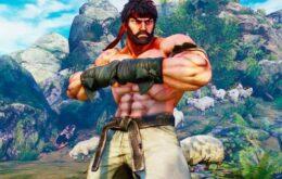 Capcom confirma lançamento de Street Fighter 5 no Linux