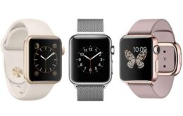 Apple Watch sells less than expected in late 2015