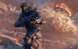 Vazamento de cópias do Halo 5 mostra que game ocupará até 60 GB no HD