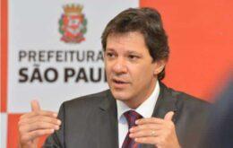 Haddad promete decisão sobre Uber em São Paulo para até dia 8