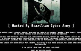 Site do PSDB é hackeado