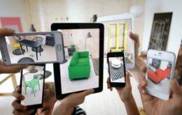 Zuckerberg revela que Facebook está trabalhando com realidade aumentada