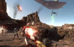 BGS 2015: jogamos e aprovamos 'Star Wars: Battlefront'