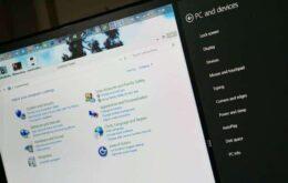 Microsoft reafirma que o Painel de Controle do Windows 10 vai 'morrer'