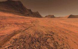 SpaceX quer levar humanos para Marte em 2025