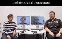 Sistema permite controlar rostos de outras pessoas em tempo real
