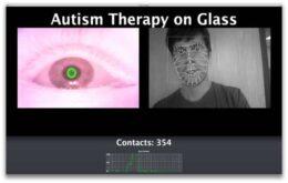 Google Glass é usado para tratar autismo