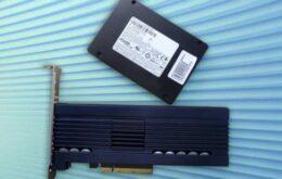 Samsung revela protótipo de SSD com 16 TB e supervelocidade