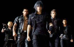 Diretor explica roupas pretas em personagens do Final Fantasy XV