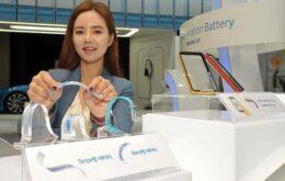 La batería flexible puede extender la vida útil de los dispositivos portátiles