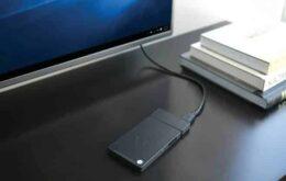 Kangaroo é um PC completo do tamanho de um smartphone