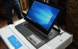 Microsoft apresenta os primeiros notebooks com Windows 10 no Brasil