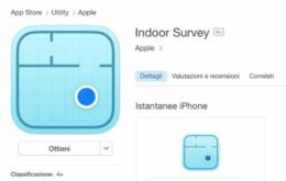 Apple develops application that maps indoor environments
