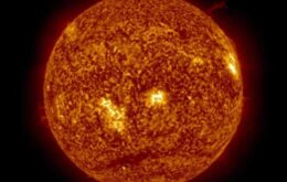 NASA divulga vídeo do Sol em 4K; veja