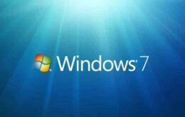 Windows 7 perde presença no mercado