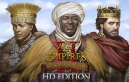 Age of Empires II ganha nova expansão 16 anos após lançamento