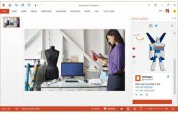 Plugin permite compartilhar apresentações do PowerPoint nas redes sociais