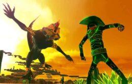 Game brasileiro do 'Lampião Verde' busca financiamento coletivo