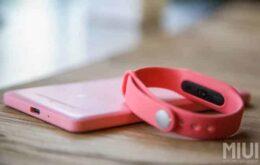 Xiaomi lança 2ª versão da pulseira Mi Band