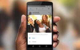 Messenger reconhece amigos em fotos para compartilhá-las mais rápido