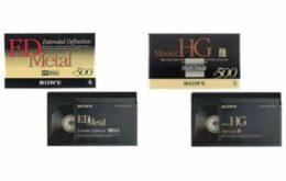 Fim de uma era: Sony deixa de vender fitas Betamax, de videocassete