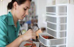 Startup cria dispositivo doméstico para cultura de larvas e insetos